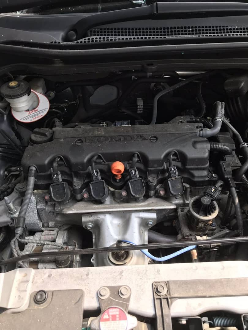 Honda hrv r18 ENGINE HALFCUT  TSN Auto Spare Parts Sdn