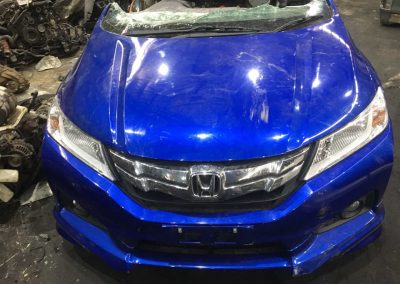 HONDA CITY 2014 T9A FRT CUT 1.5 AUTO & BODY PARTS HALFCUT