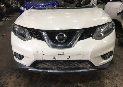 NISSAN X-TRAIL 2015 NT32 2.5 2WD FRT CUT & BODY PARTS HALFCUT
