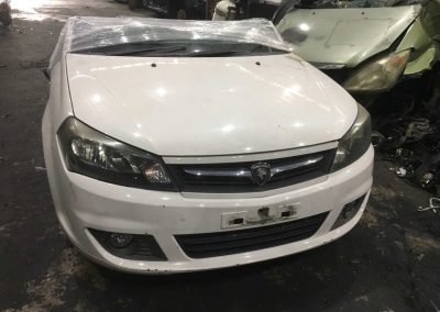 Saga FLX 1.6 auto HALFCUT