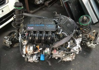 HONDA CITY T9A (L15Z) ENGINE SET