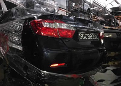 TOYOTA CAMRY ACV50 2.5CC (2AR) FRONT CUT AND REAR CUT