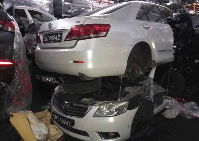 TOYOTA CAMRY ACV41 2.4CC 2AZ FRT CUT AND REAR CUT