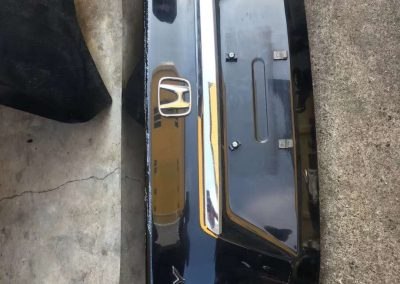 HONDA CITY TMO REAR BONNET