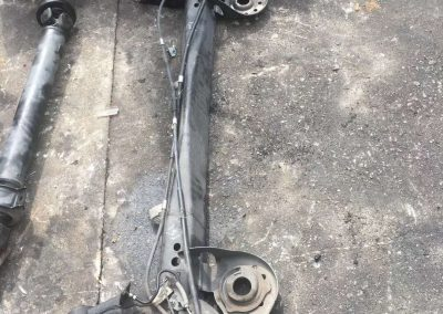 TOYOTA VIOS NCP151 REAR AXLE (DISC)