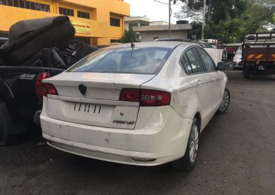 PROTON PREVE 1.6CC NA AUTO FRONT CUT AND REAR CUT