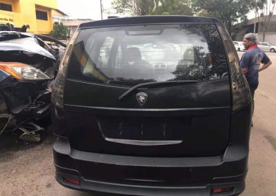 PROTON EXORA FRONT CUT AND REAR CUT