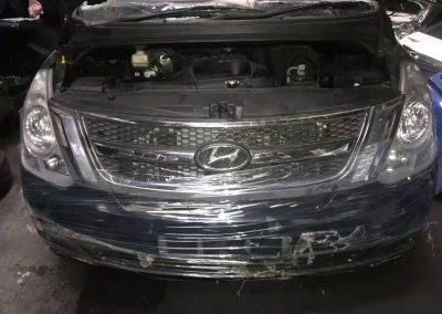 HYUNDAI STAREX 08YR D4CB (A1) AUTO FRONT CUT