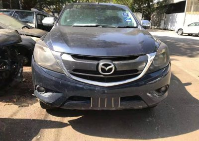 MAZDA BT50 3.2CC AUTO 4WD FRONT CUT AND REAR CUT
