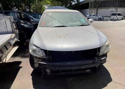 TOYOTA CAMRY40 2.0CC AUTO FRONT CUT AND REAR CUT