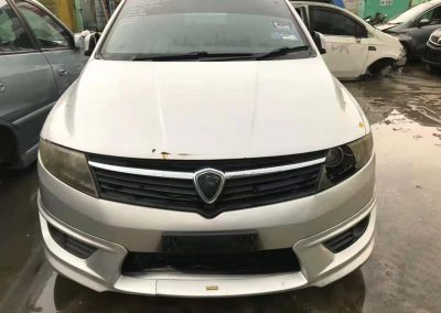 PROTON PREVE TURBO AUTO FRONT CUT AND REAR CUT